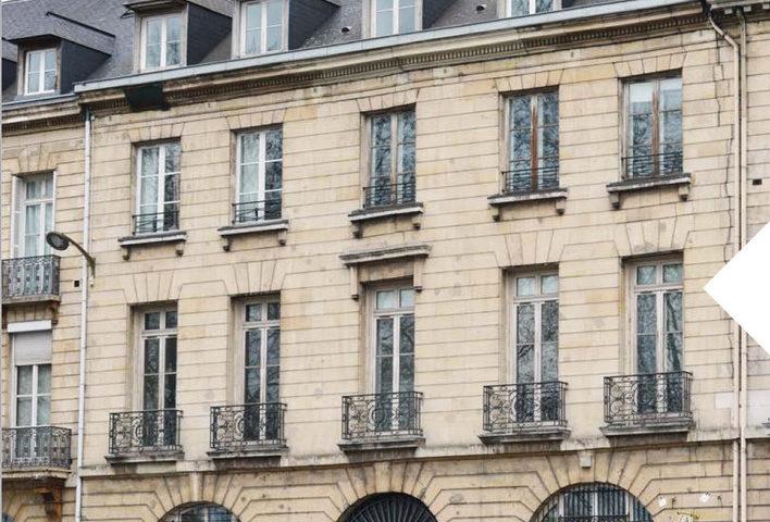 L'immeuble - Rouen